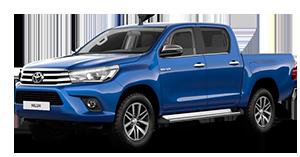 Toyota Hilux - Concessionario Toyota Catania e Giarre
