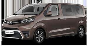 Toyota Proace Verso - Concessionario Toyota Catania e Giarre