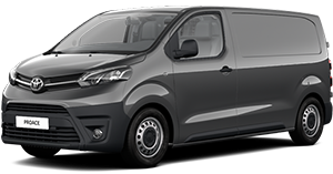 Toyota Proace - Concessionario Toyota Catania e Giarre