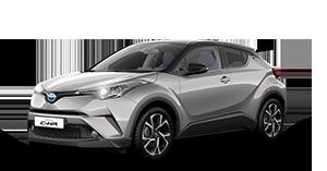 Toyota C-HR - Concessionario Toyota Catania e Giarre