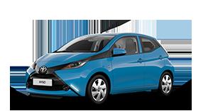 Toyota AYGO - Concessionario Toyota Catania e Giarre
