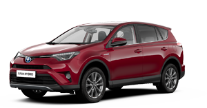 Toyota RAV4 - Concessionario Toyota Catania e Giarre