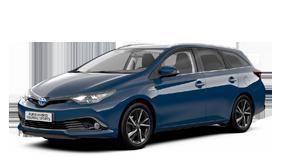 Toyota Auris Touring Sports - Concessionario Toyota Catania e Giarre