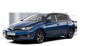 Toyota Auris - Concessionario Toyota Catania e Giarre